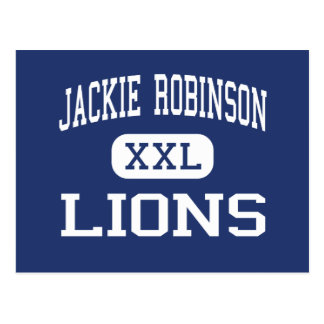 Jackie Robinson Lions Middle Milwaukee Postcard
