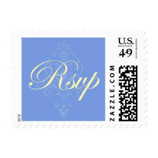 Jackie RSVP Stamp