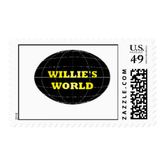 Jackie Williams Postage Stamp