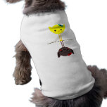 jackill bird bat pet tee shirt