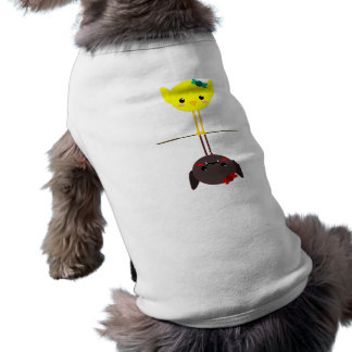 jackill bird bat shirt