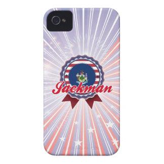 Jackman, YO iPhone 4 Case-Mate Funda