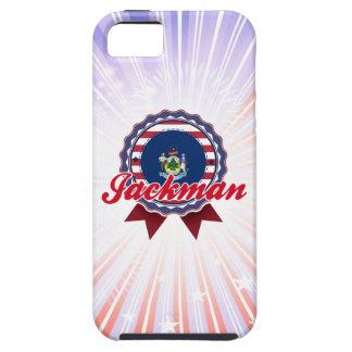 Jackman, YO iPhone 5 Case-Mate Coberturas