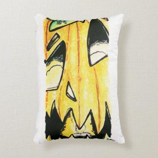 Jacko lantern - pillow accent pillow