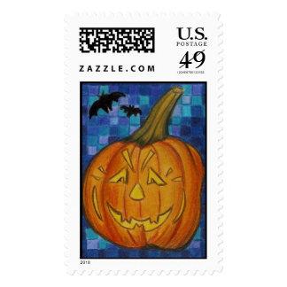 Jacko Postage Stamp