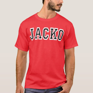 Jacko Ya Boy (red) T-Shirt