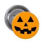JackOLantern, botón clásico Pins