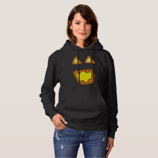 Jackolantern Eyes and mouth Hoodie