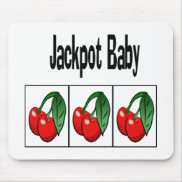 Jackpot Baby Mouse Pad