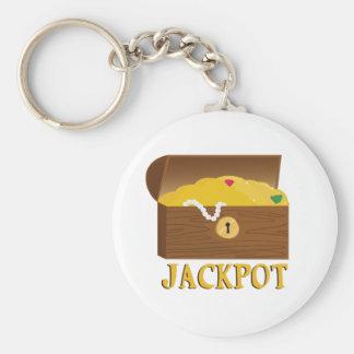 Jackpot Key Chains
