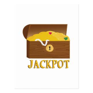 Jackpot Postcard