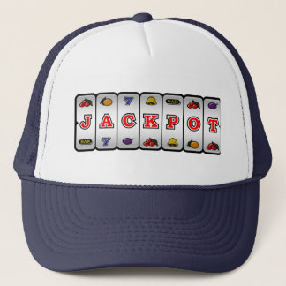 Jackpot Slot Machine Hat