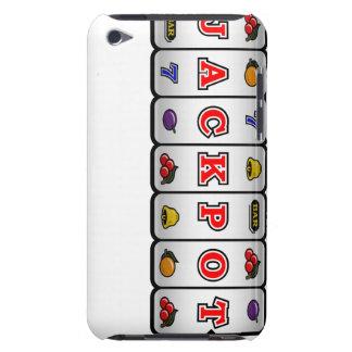 Jackpot Slot Machine iPod Touch Case (light)
