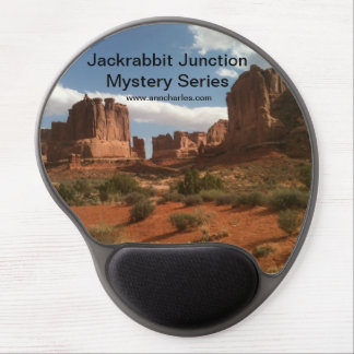 Jackrabbit Junction Mystery Series Mouse Pad Gel Mouse Pad