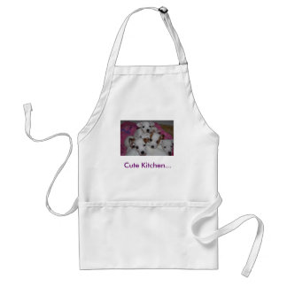 jackrussell, Cute Kitchen... Adult Apron