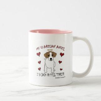 JackRussellTan Two-Tone Coffee Mug