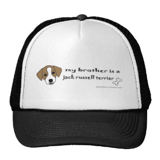 JackRussellTanBrother Trucker Hat