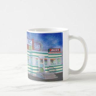 Jack's Diner Coffee Mug