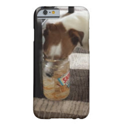 Case-Mate Barely There iPhone 6 Case with Jack Russell Terrier Phone Cases design