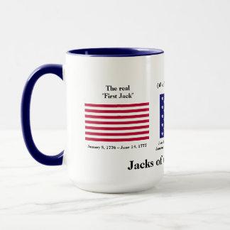 Jacks of the United States Mug