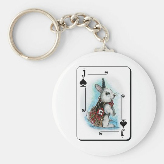 Jacks or Better Keychain