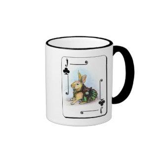 Jacks or Better Ringer Coffee Mug