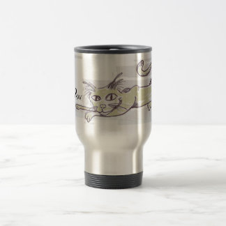 """Jack's Row"" Lucifer Travel Mug By Jack's Row"