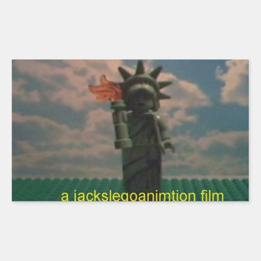 jackslegoanimation stickers