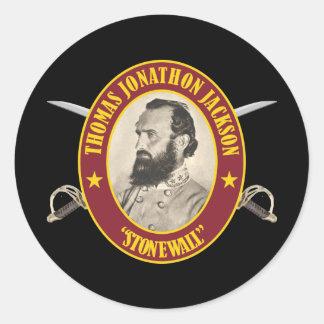Jackson -AFGM Classic Round Sticker