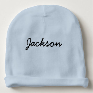 Jackson Baby Boy Hat