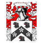 Jackson Coat of Arms Custom Letterhead