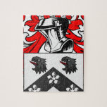 Jackson Coat of Arms Jigsaw Puzzle