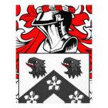 Jackson Coat of Arms Letterhead Template