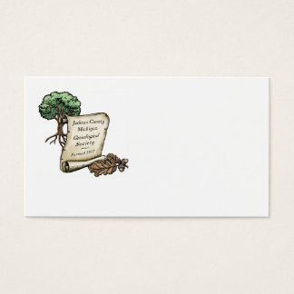 Jackson County Mich. G.S. Business Cards