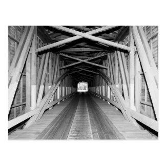 Jackson Covered Bridge Postcard