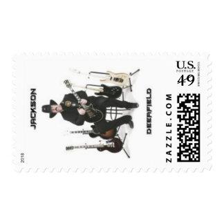 Jackson Deerfield Picture Stamp