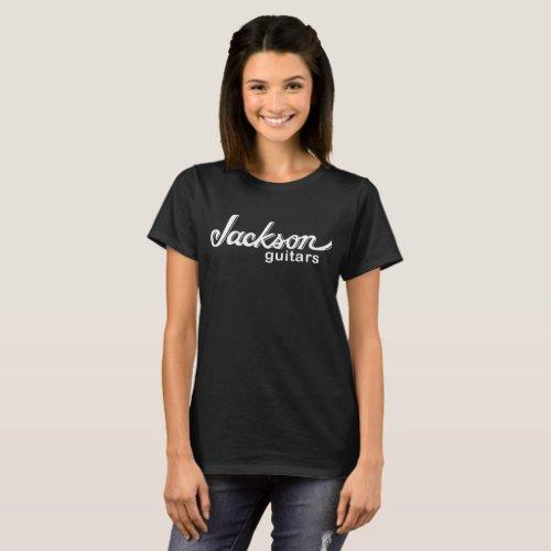 Jackson Guitars logo Choose Your Size Original Des T-Shirt