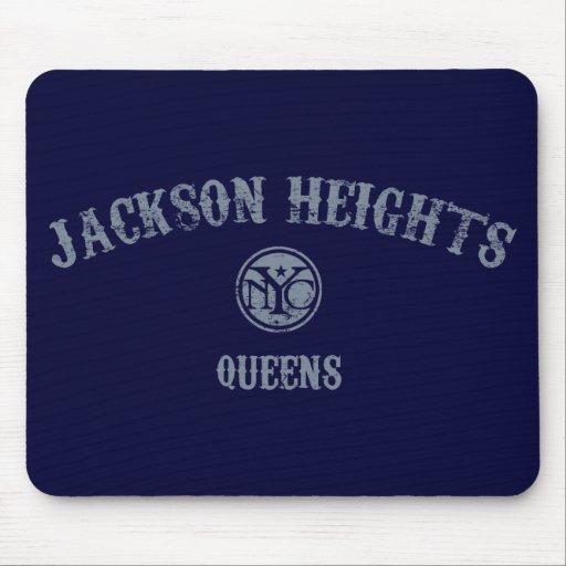 Jackson Heights Mouse Pad