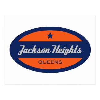 Jackson Heights Post Cards