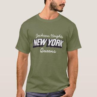 Jackson Heights Queens T-Shirt
