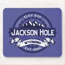 Jackson Hole Midnight Mouse Pad