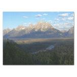 """Jackson Hole Mountains 15"""" X 20"""" Tissue Paper"""