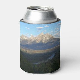 Jackson Hole Mountains (Grand Teton National Park) Can Cooler