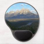 Jackson Hole Mountains (Grand Teton National Park) Gel Mouse Pad