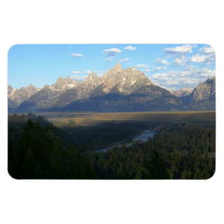 Jackson Hole Mountains (Grand Teton National Park) Magnet