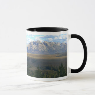 Jackson Hole Mountains (Grand Teton National Park) Mug