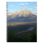 Jackson Hole Mountains (Grand Teton National Park) Notebook