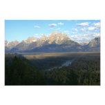 Jackson Hole Mountains (Grand Teton National Park) Photo Print