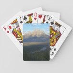 Jackson Hole Mountains (Grand Teton National Park) Playing Cards