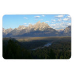 Jackson Hole Mountains Magnet